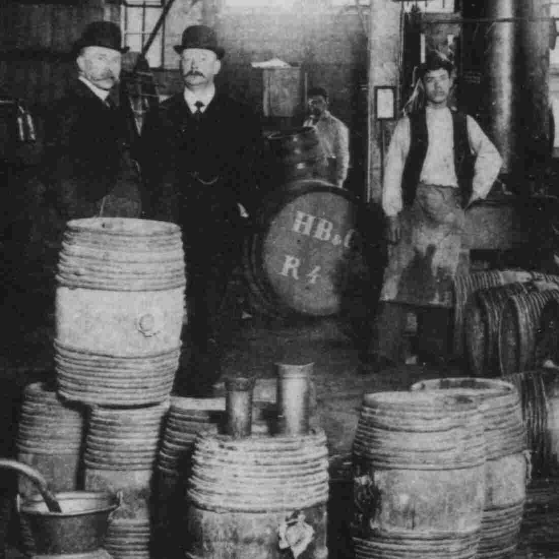 'The Book Of Gin' Distills A Spirited History