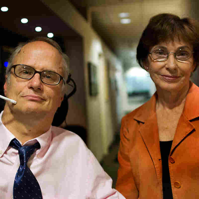 John Kelly and Dr. Marcia Angell were advocates on opposing sides of a Massachusetts measure to legalize physician-assisted suicide.