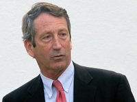 Former South Carolina Gov. Mark Sanford may run for Congress.