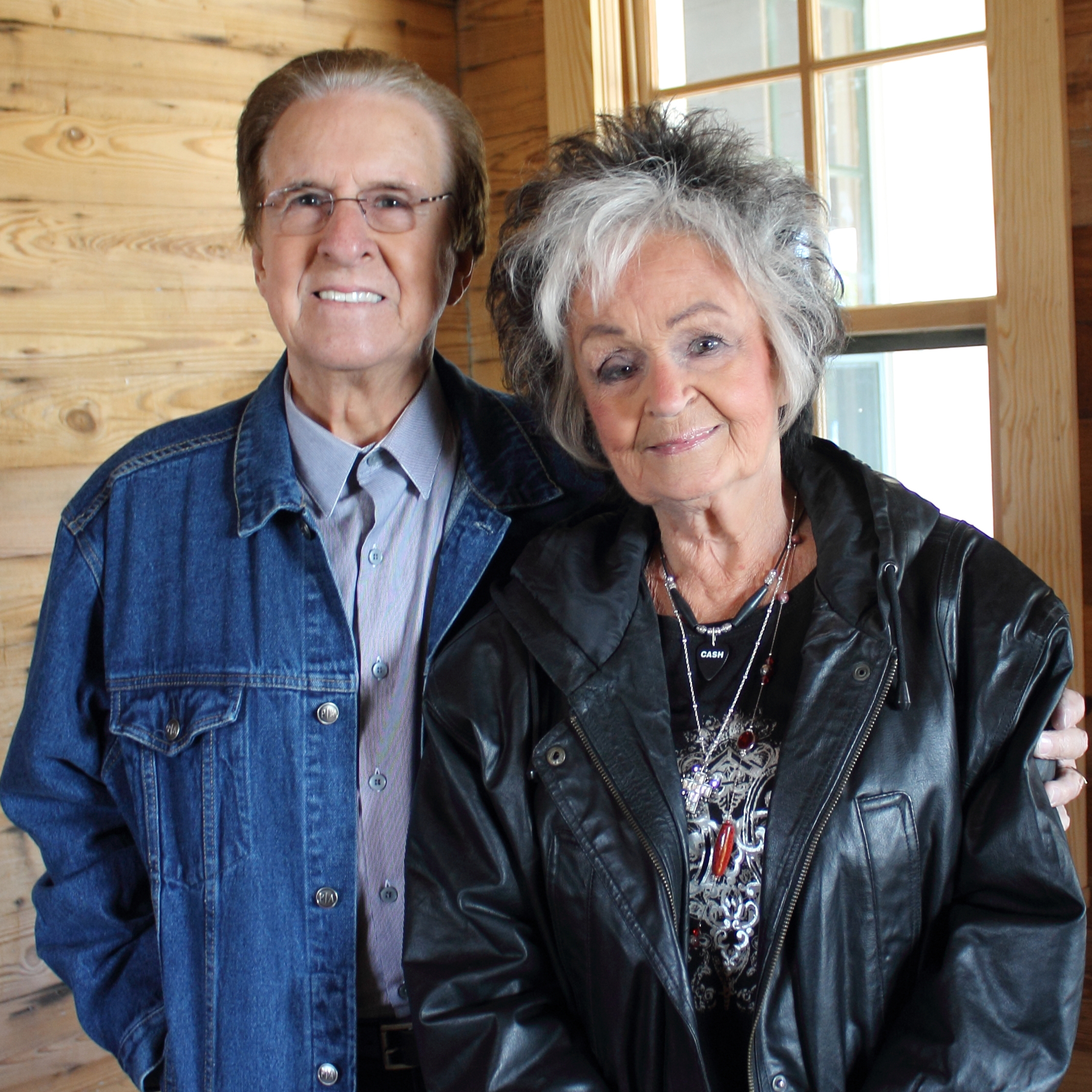 Johnny Cash's brother Tommy Cash and sister Joanne Cash Yates have drawn on their own memories to assist in the authentic restoration of the house where they grew up.