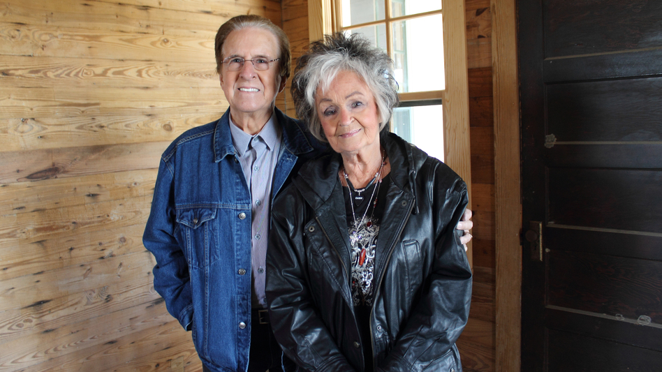 Johnny Cash's brother Tommy Cash and sister Joanne Cash Yates have drawn on their own memories to assist in the authentic restoration of the house where they grew up. (Michael Hibblen)