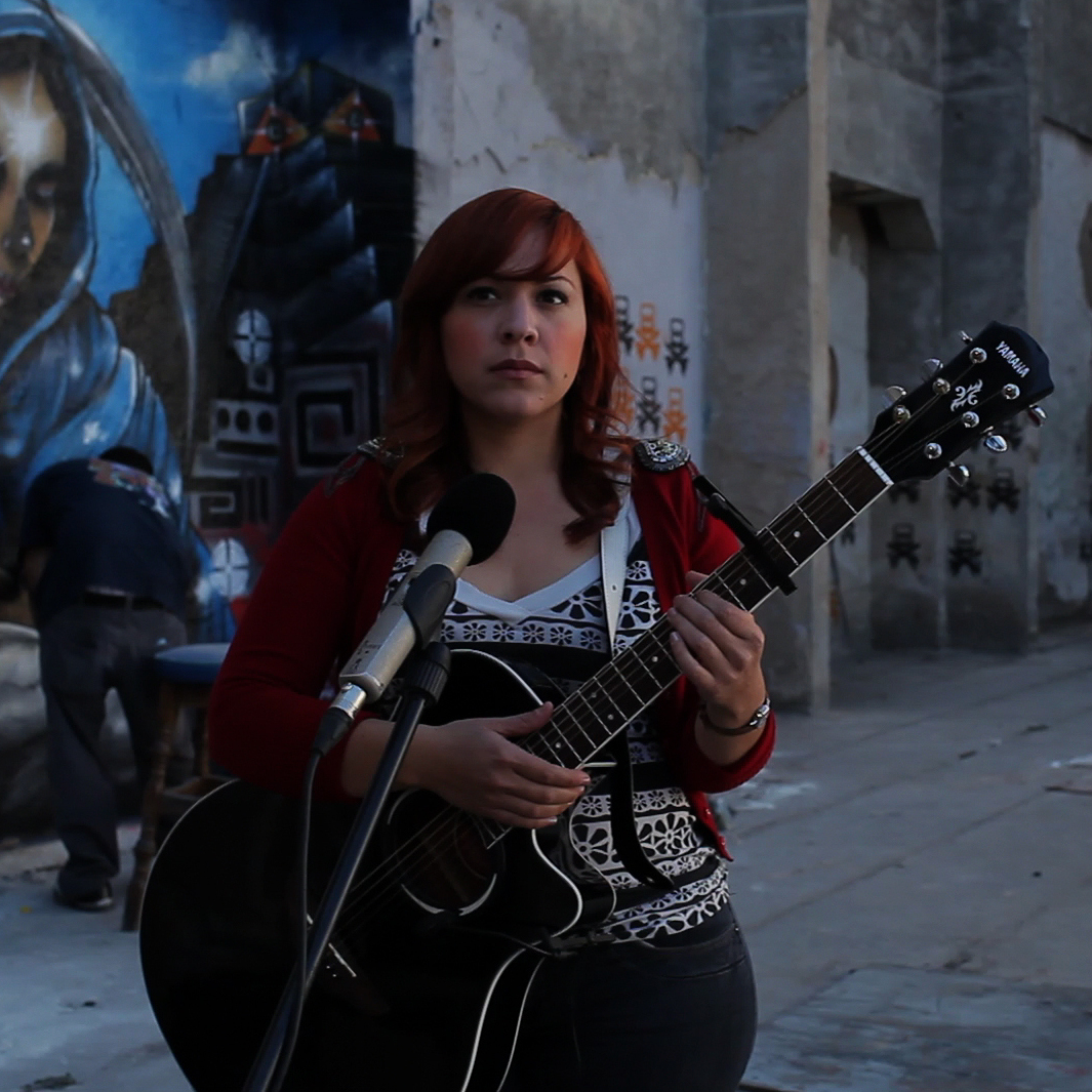 Carla Morrison appears on the Hecho En Mexico soundtrack.
