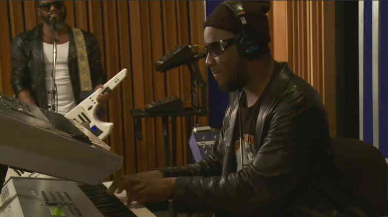 Robert Glasper at KCRW