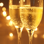 The bubbles in champagne tickle the tongue and transfer wonderful aromas to the nose.