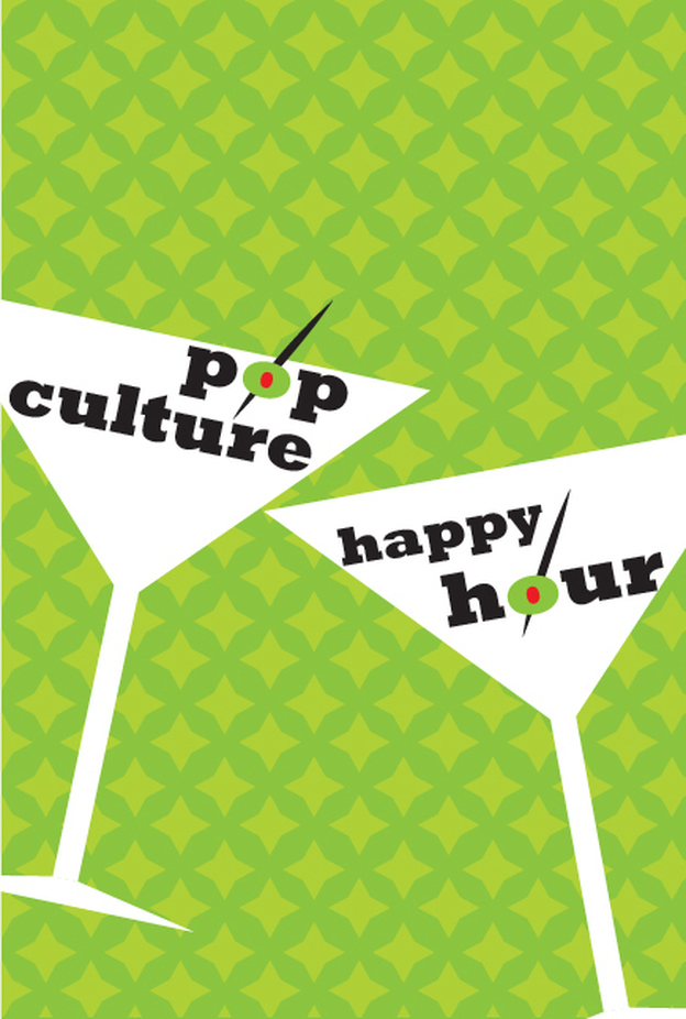 Pop Culture Happy Hour: Our Very First Live Show