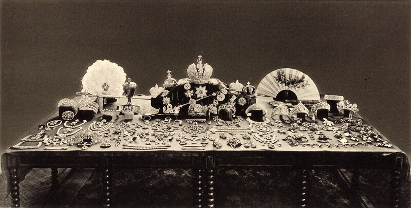 The Mysterious Disappearance Of The Russian Crown Jewels : NPR