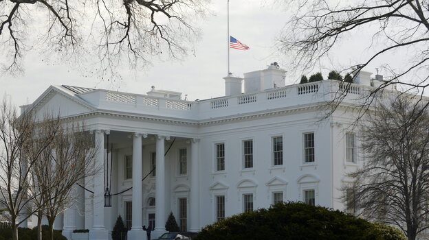 Leaders will meet at the White House this afternoon. (EPA /LANDOV)