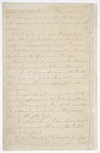 Page 4 of the Emancipation Proclamation.