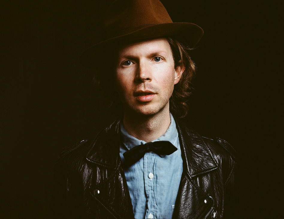 Beck's newest album, Song Reader, is a collection of sheet music intended to be arranged and recorded by his fans. (Gina Ribisi)
