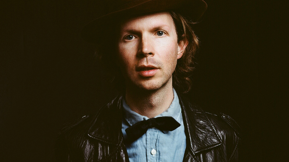 Beck's newest album, Song Reader, is a collection of sheet music intended to be arranged and recorded by his fans. (Courtesy of the artist)