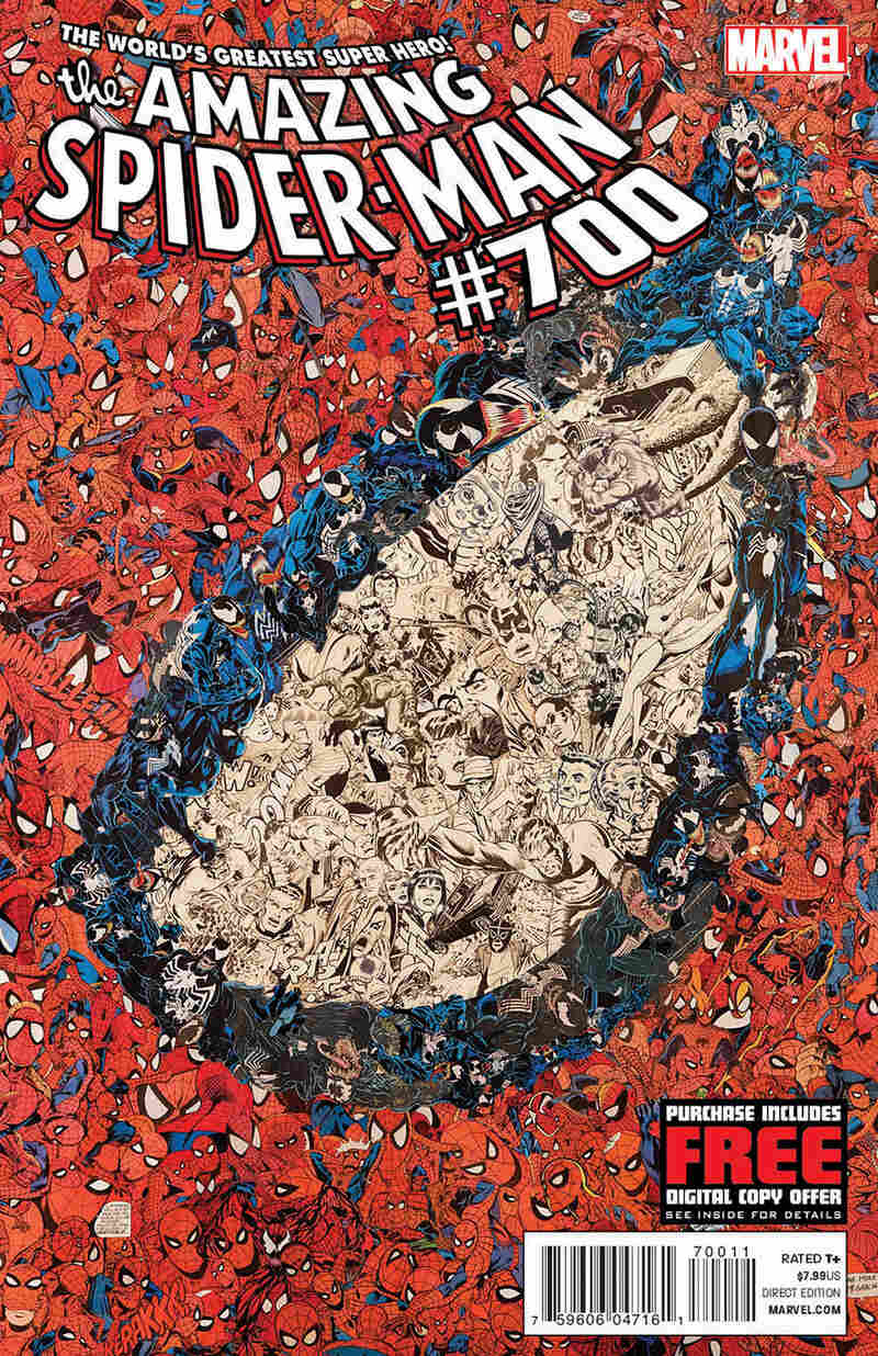 The Amazing Spider-Man #700 is the final issue of the series.