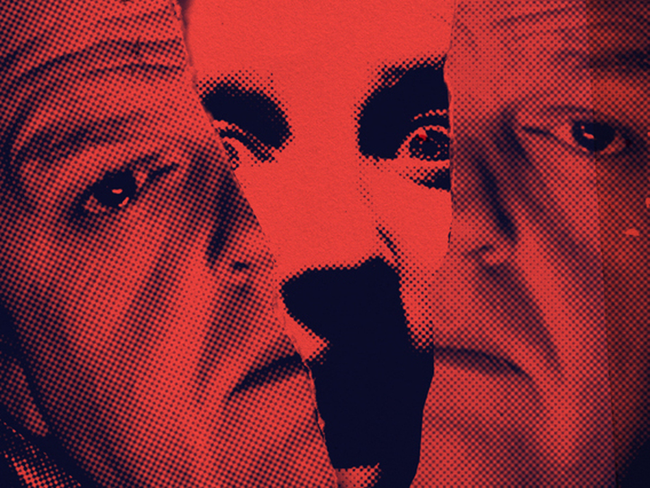 Detail from the Berberian Sound Studio poster. Broadcast was working on the soundtrack music for the film when singer Trish Keenan died in early 2011.