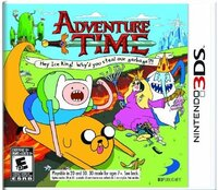 The cover of ADVENTURE TIME.