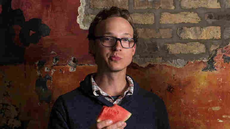 Ben Sollee On World Cafe