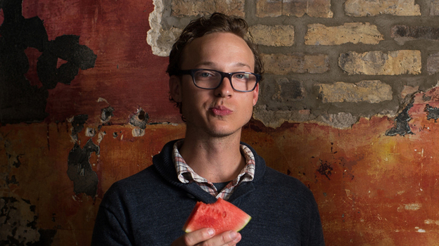 Ben Sollee. (Courtesy of the artist)