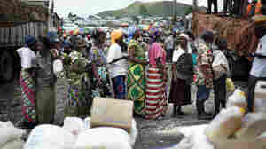 Congo Fighting Leaves A Fragile City On Edge