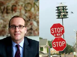Chad Griffin, the newest head of the Human Rights Campaign, is from a small Arkansas town called Arkadelphia.