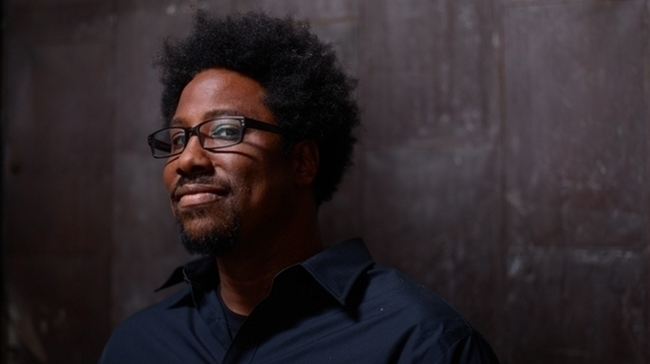 W. Kamau Bell's new FX weekly series Totally Biased mixes standup, sketches and interviews. (Matthias Clamer)