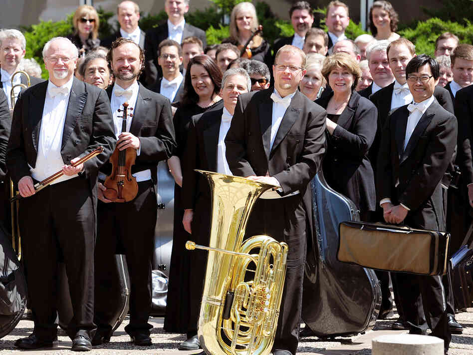 In Minneapolis, the locked-out musicians of the Minnesota Orchestra are appealing for public support.