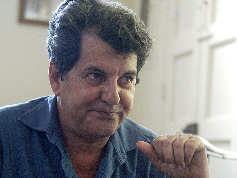 Political activist Oswaldo Paya led the National Dialogue project to prompt peaceful change in Cuba's political and economic systems. (AP)