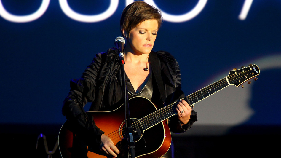 Natalie Maines performing in April. (WireImage)