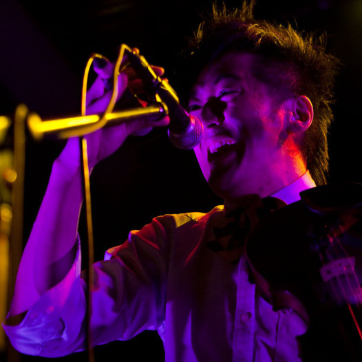 Kishi Bashi performs live in concert at the 9:30 Club in Washington D.C.
