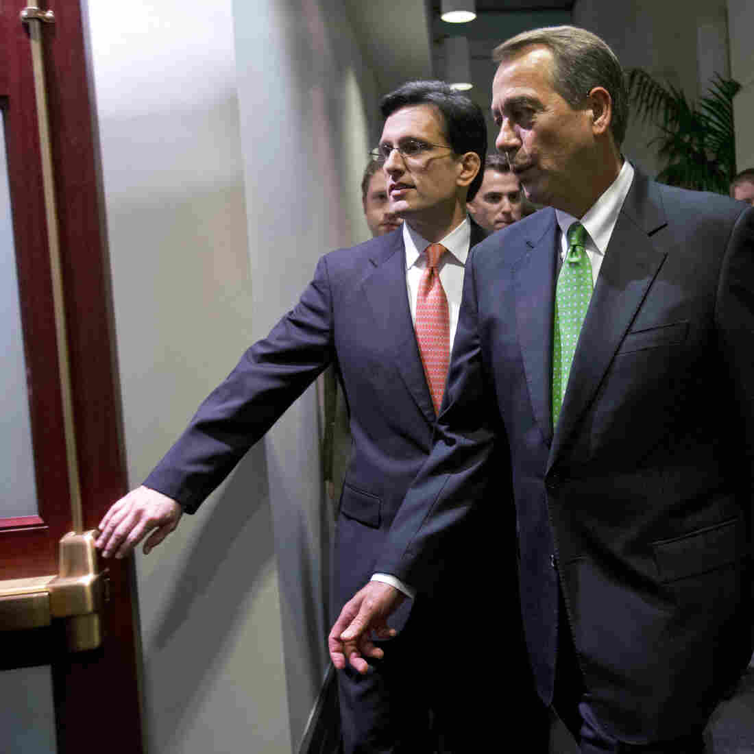 Was Boehner's Fiscal Cliff End Run Past GOP The New Normal?