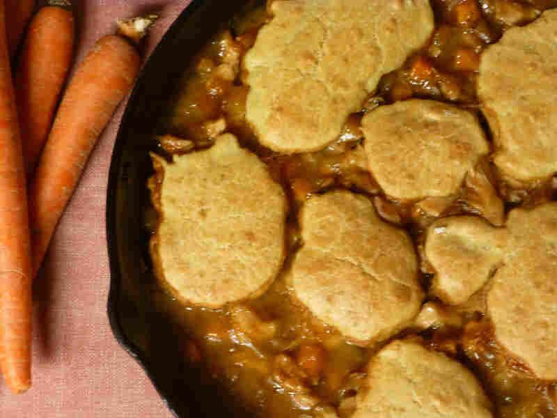 Rabbit And Dumplings recipe