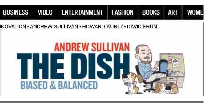 The Dish.