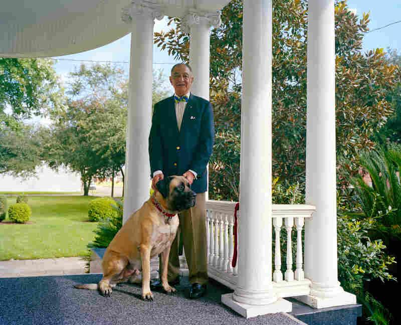 Retired Maj. Gen. Gary Cooper, Mobile.