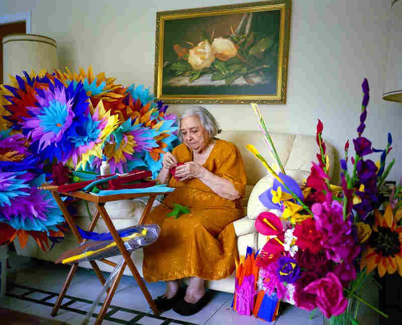 Rosa Barahona, Mobile.
