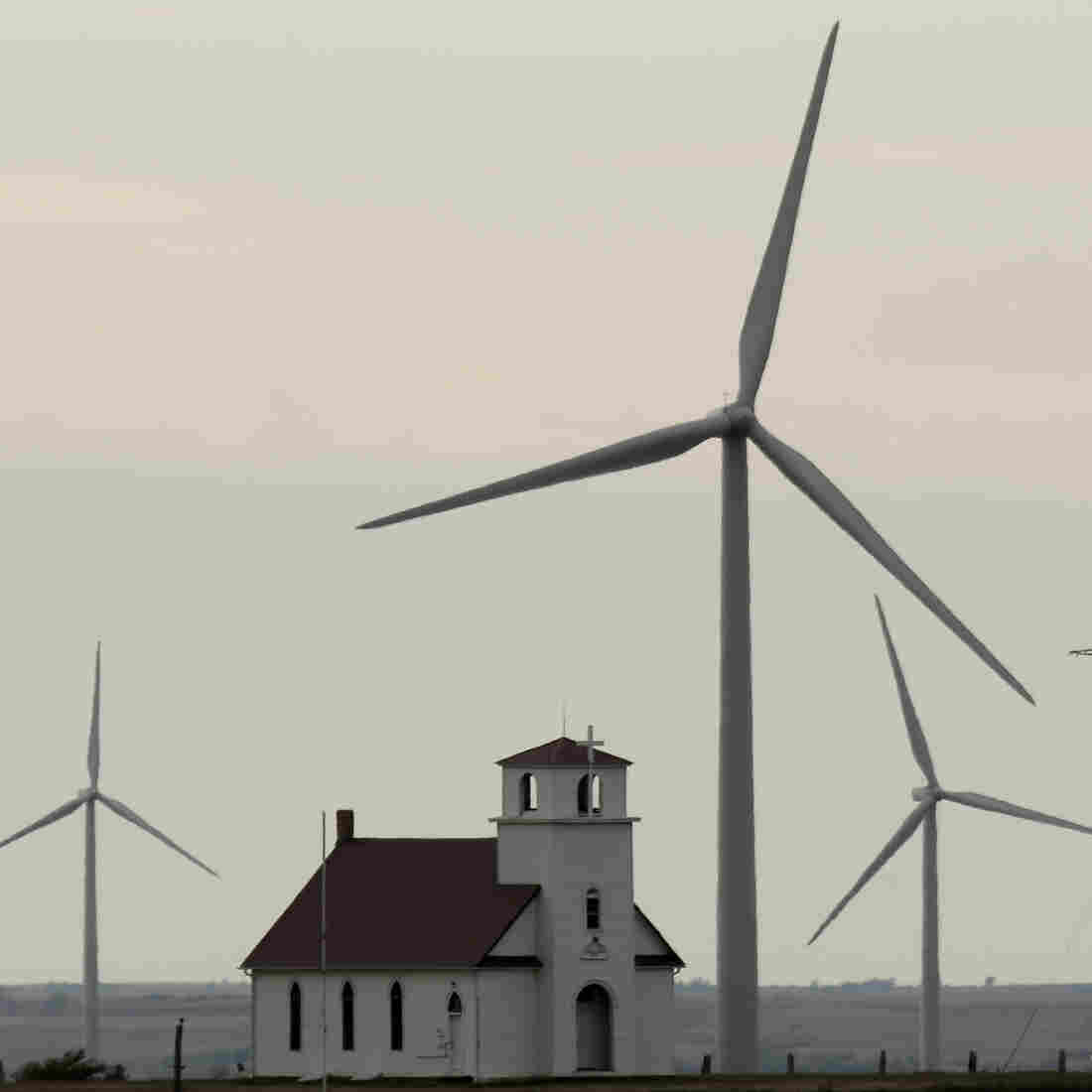 Wind Industry Secures Tax Credit, But Damage May Be Done