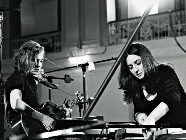 Classical pianist Simone Dinnerstein and singer-songwriter Tift Merritt have an album coming out in March.