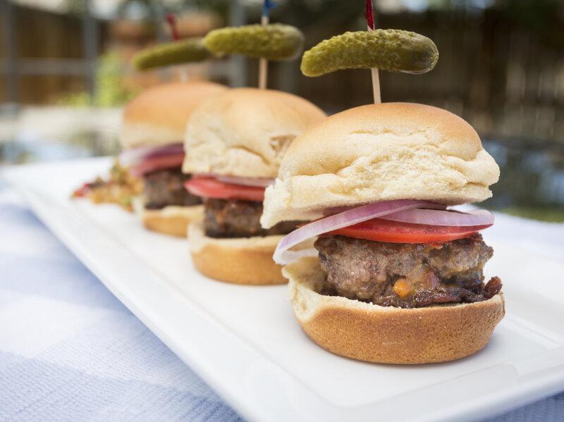 Hold That Mini Burger Restaurants Forecast Food For 2013
