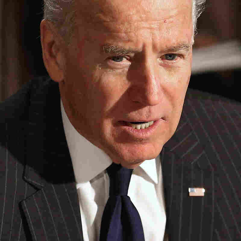 Often Written Off, Biden Has Long List Of Deals To His Name