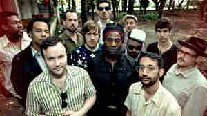 Antibalas: Cooking Up Afrobeat In A Sweltering Kitchen