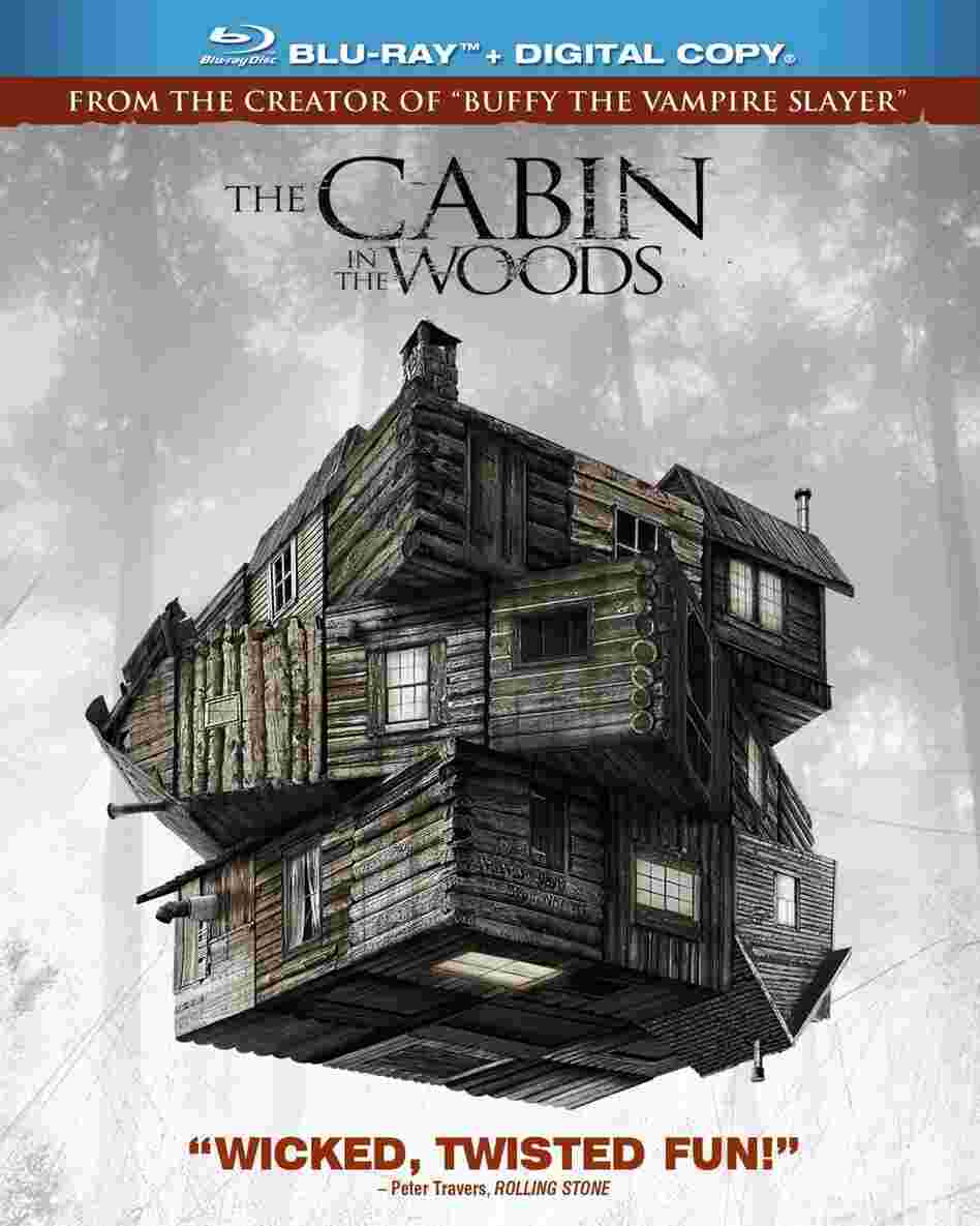 The cover of The Cabin In The Woods