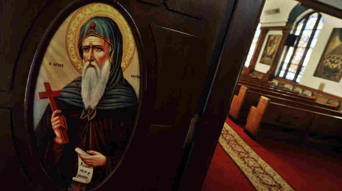 The St. Mary and St. Antonios Coptic Orthodox Church in the New York City borough of Queens has seen its membership swell over the past couple of years.