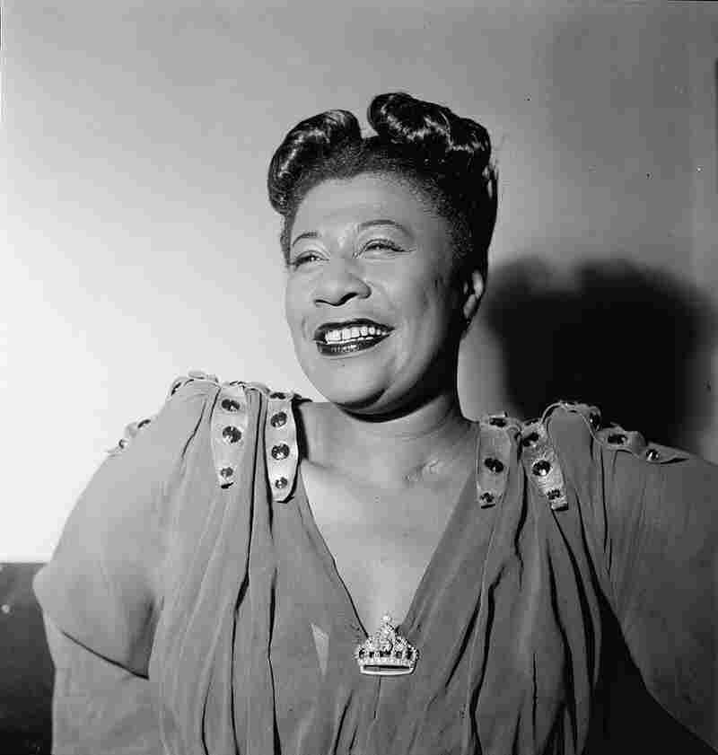 Ella Fitzgerald, 1946.