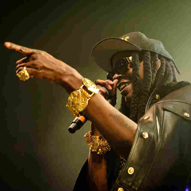2 Chainz performing in London in November.