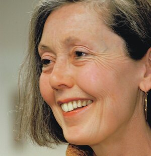 Anne Carson's newest book of poetry will be called Red Doc>.