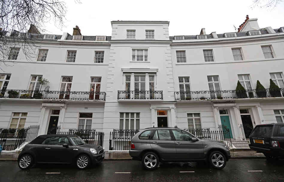 Foreign buyers are pushing the prices of prime London real estate through the roof. Neighborhoods such as West London, Kensington and Chelsea are particularly popular.