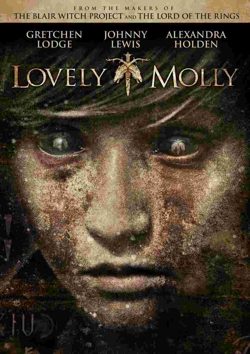 The cover of Lovely Molly