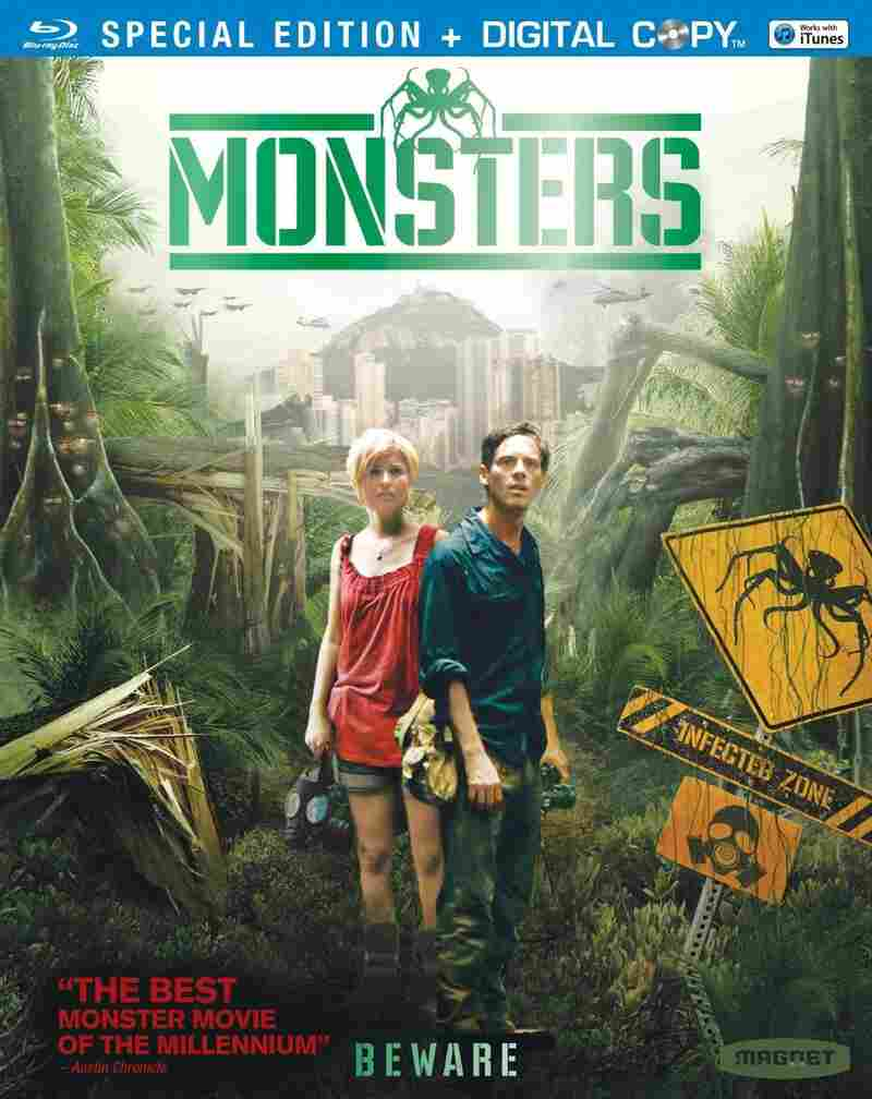 The cover of Monsters