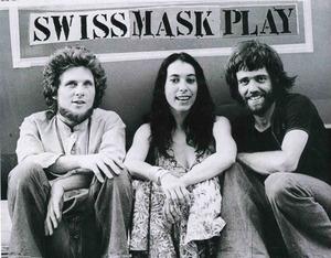 Mummenschanz's original founders (from left) Andres Bossard, Floriana Frassetto and Bernie Schurch.