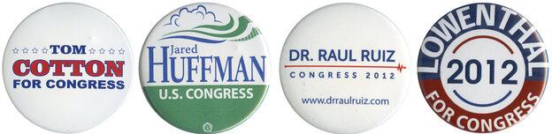 Meet the new members of Congress: Cotton (R-Ark.), Huffman (D-Calif.), Ruiz (D-Calif.), Lowenthal (D-Calif.)