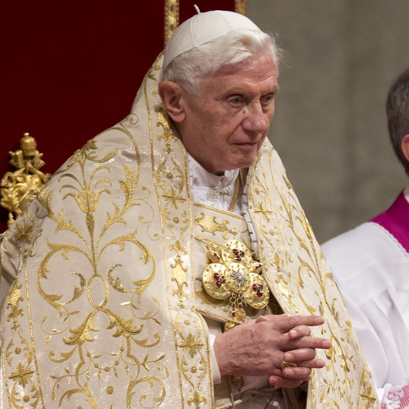 "During his New Year's address last week, Pope Benedict XVI decried ""unregulated financial capitalism"" as a source of global conflict."