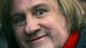 French actor Gerard Depardieu arrived Saturday in Russia to meet with President Vladimir Putin. Putin offered Depardieu citizenship after the actor said he was leaving France to protest a new tax rate of 75 percent on incomes of 1 million euros and higher.