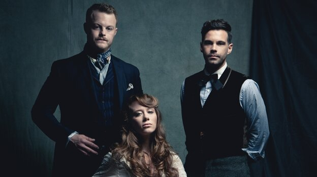 The Lone Bellow's self-titled debut comes out Jan. 22.
