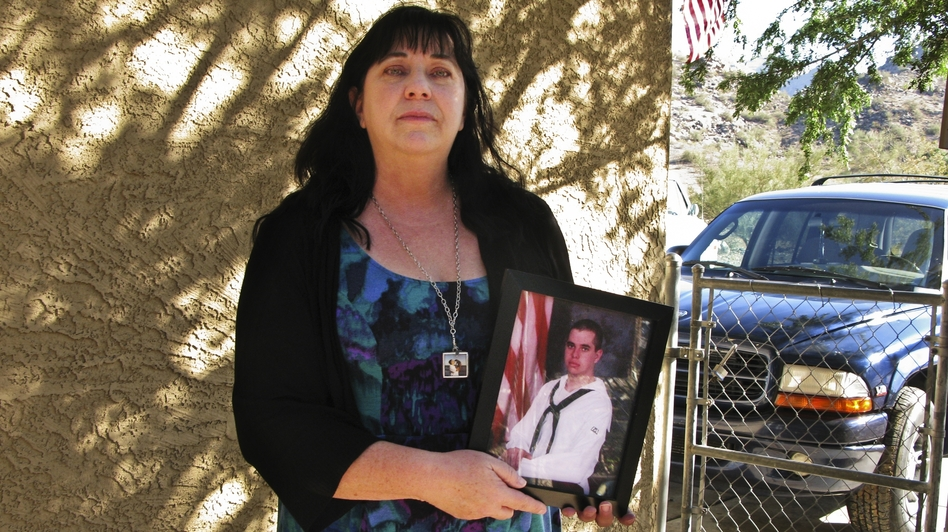 When Mari Bailey's son, Michael, was killed by an acquaintance in Phoenix in 2004, she lost not only her son but her faith as well. (NPR)